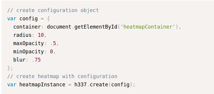 Heatmap Survey Analysis Using PHP