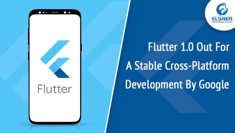 Flutter 1.0 release