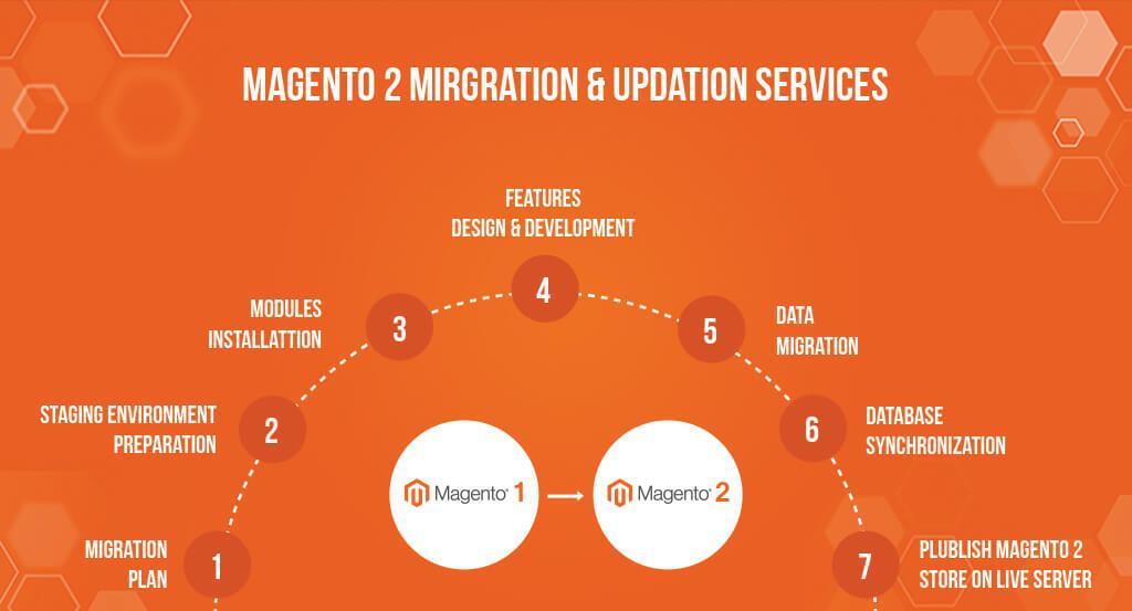 Magento Upgrade Service