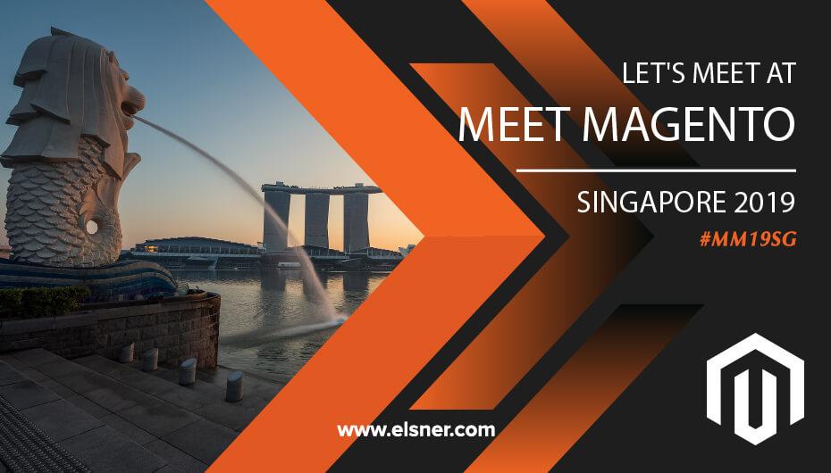 Meet Magento Singapore 2019