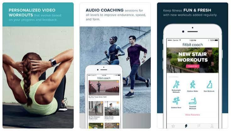 Personal Training App