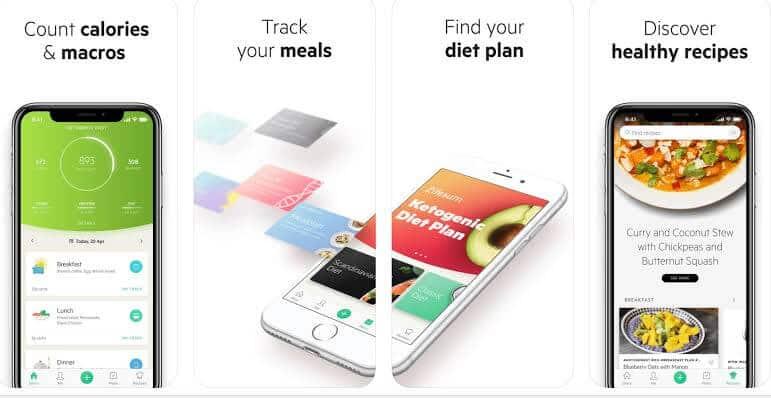 The Diet Regulator App
