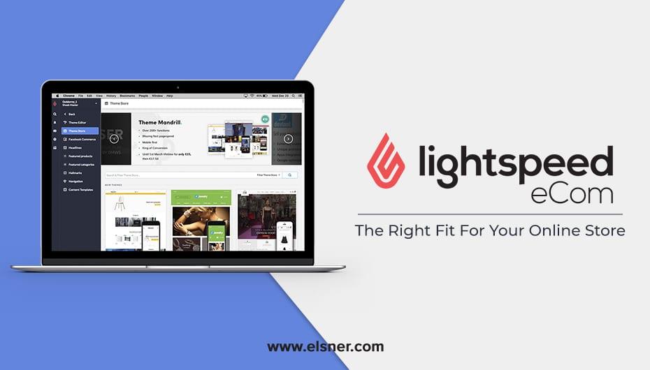 Lightspeedhq eCommerce