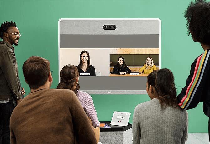 Webex video conferencing app