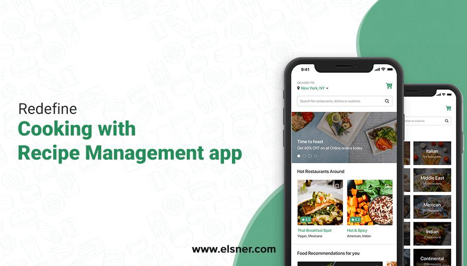 Recipe-Management-app