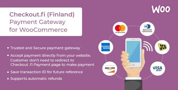 Checkout.fi Payment