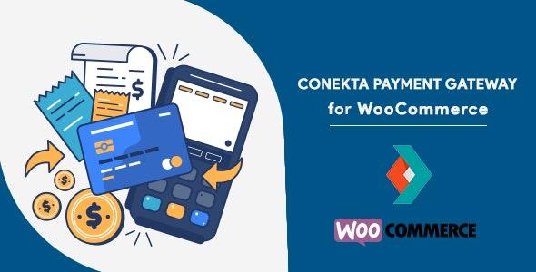 Conekta-Payment-Gateway-for-WooCommerce