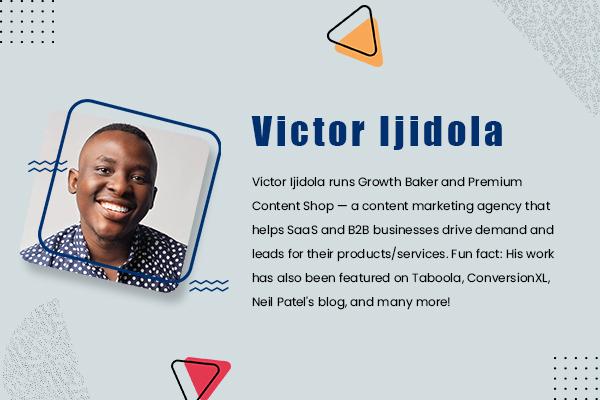 16. Victor Ijidola