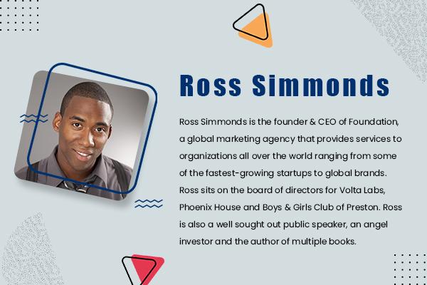 17. Ross Simmonds