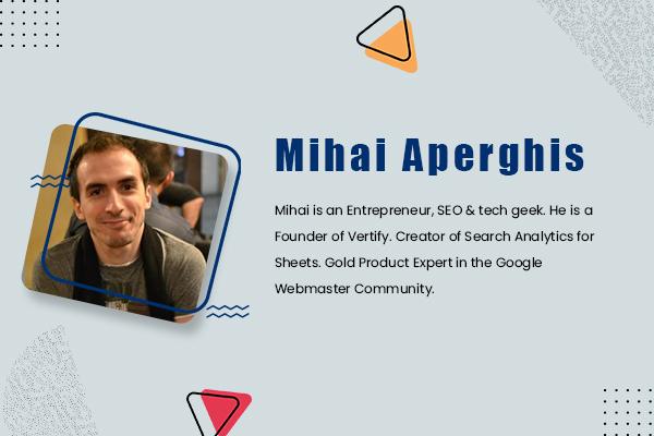 19. Mihai Aperghis