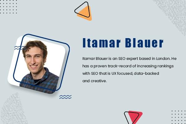 2. Itamar Blauer