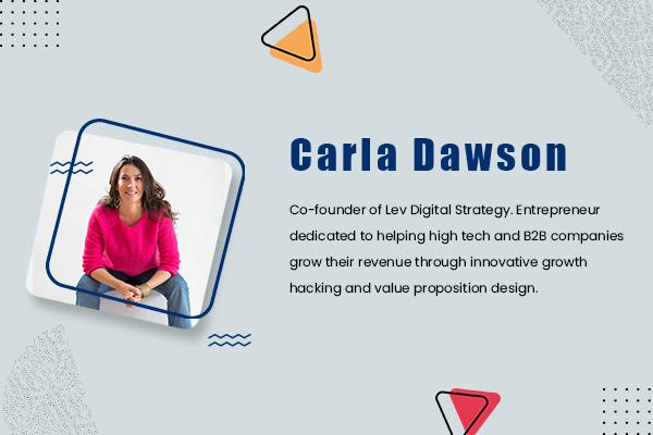 4. Carla Dawson