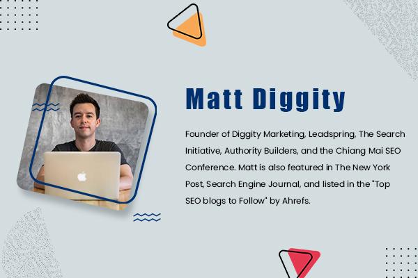 5. Matt Diggity