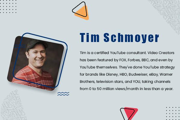 6. Tim Schmoyer