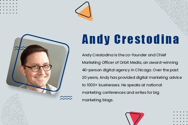 7. Andy Crestodina