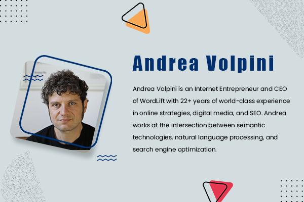 8. Andrea Volpini
