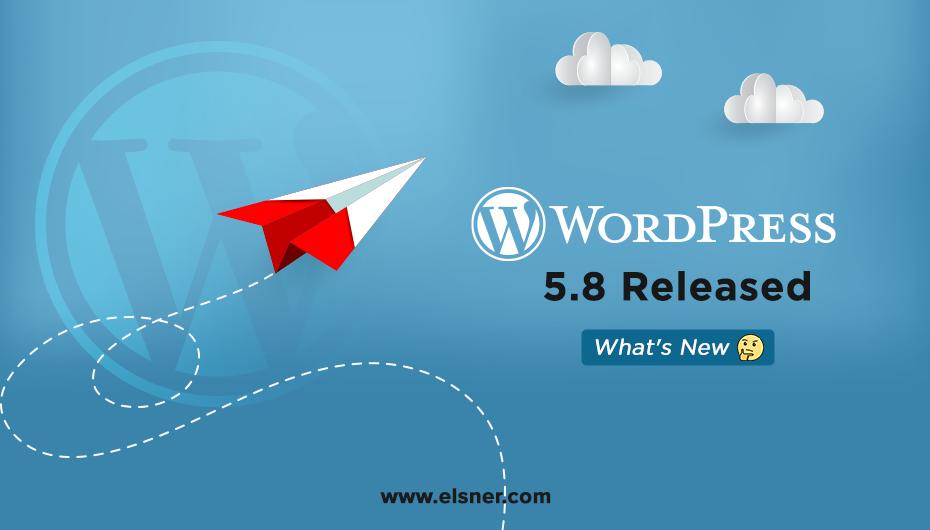 wordpress-5.8-release