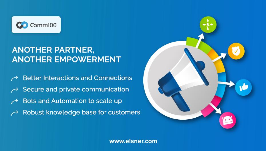 Elsner-partnership-with-Com100